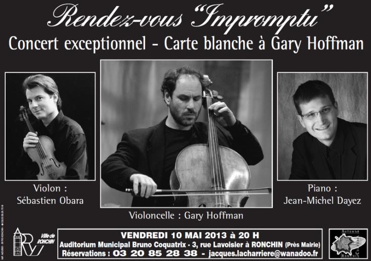 concert 10 mai 2013