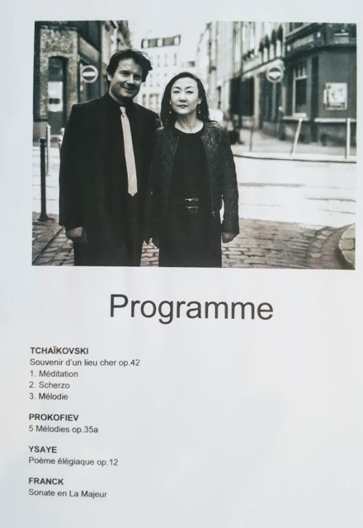 Programme Nantes